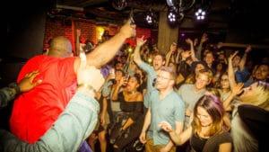 Hip Hop Karaoke - Oueen of Hoxton, London
