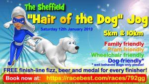 runforit - Hair of the Dog Jog 2019 - Sheffield