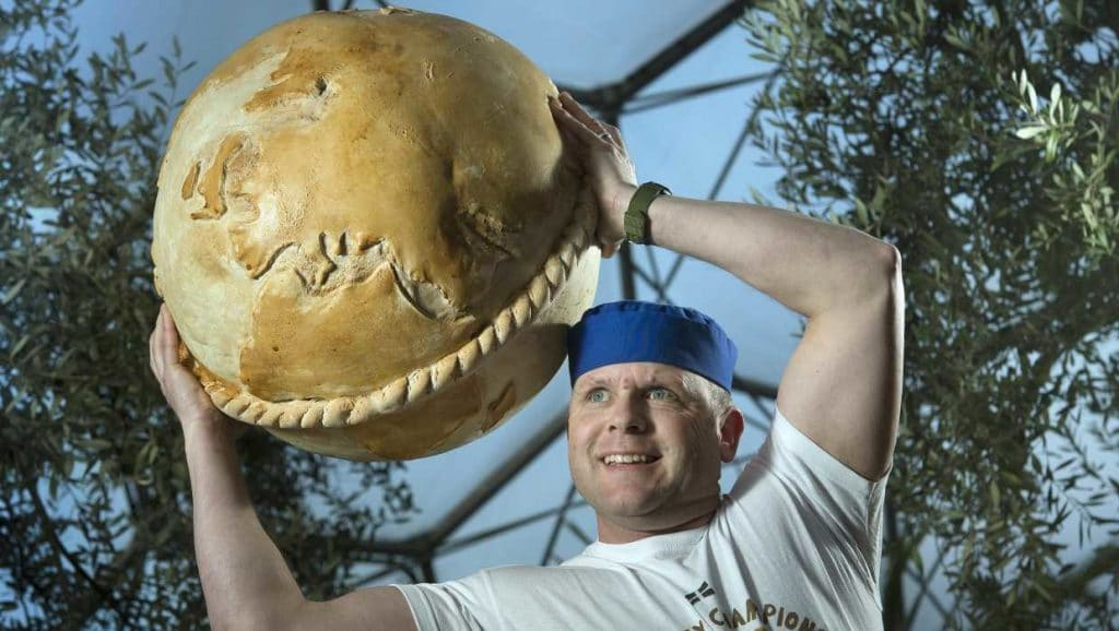 World Pasty Championships 2019, Eden Project Cornwall