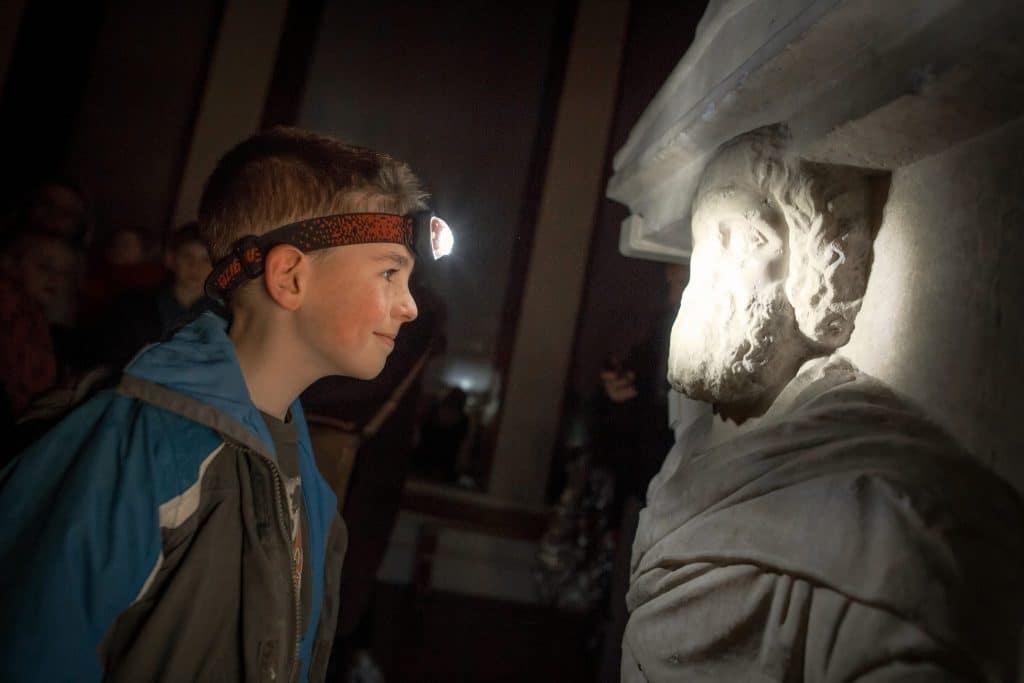 Twilight at the Museums - Cambridge - Half term