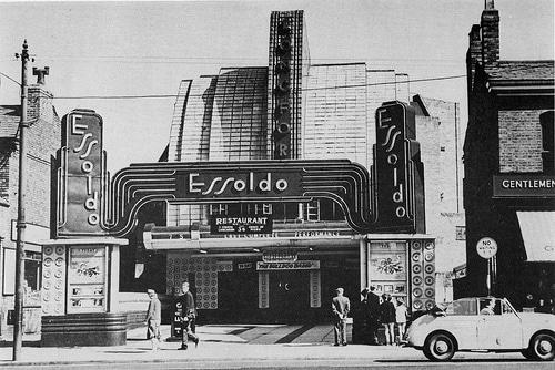 1960 - Essoldo Cinema Stretford - longfordcinema.co.uk