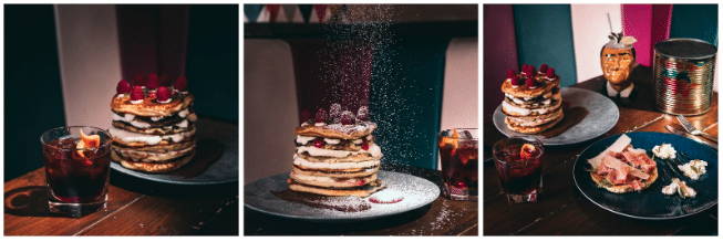 Bunga Bunga Battersea - Pancake Day 2019 - London