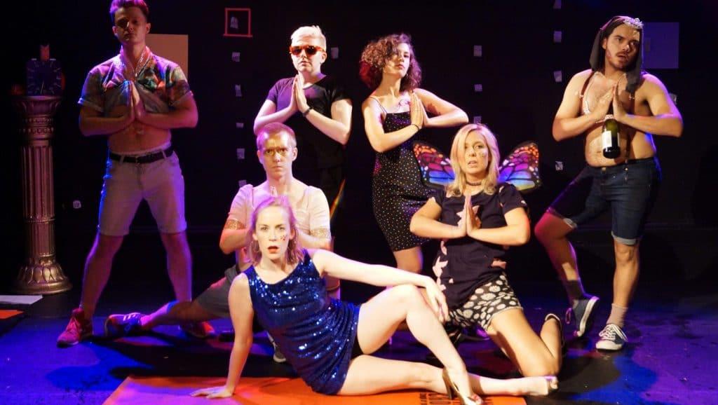 Degenerate Fox Theatre - The Dirty Thirty