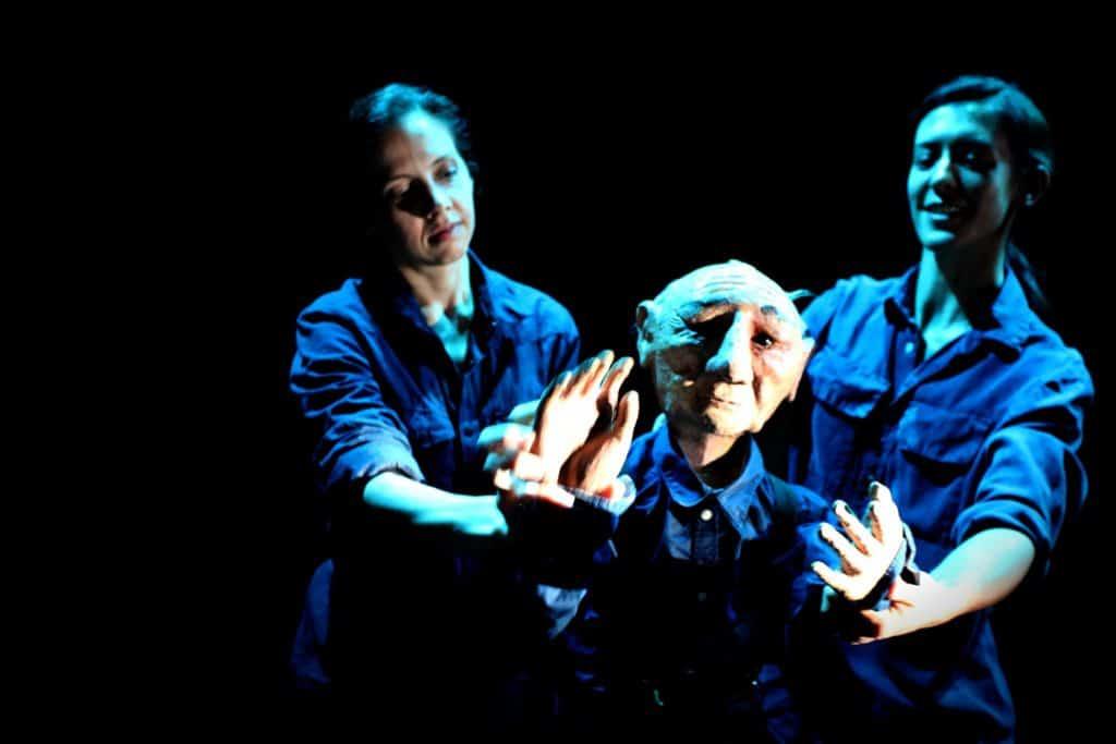 Dark Matter - Vertebra Theatre