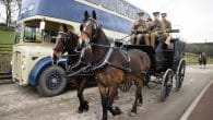 Horses at Work 2019 at Beamish Museum