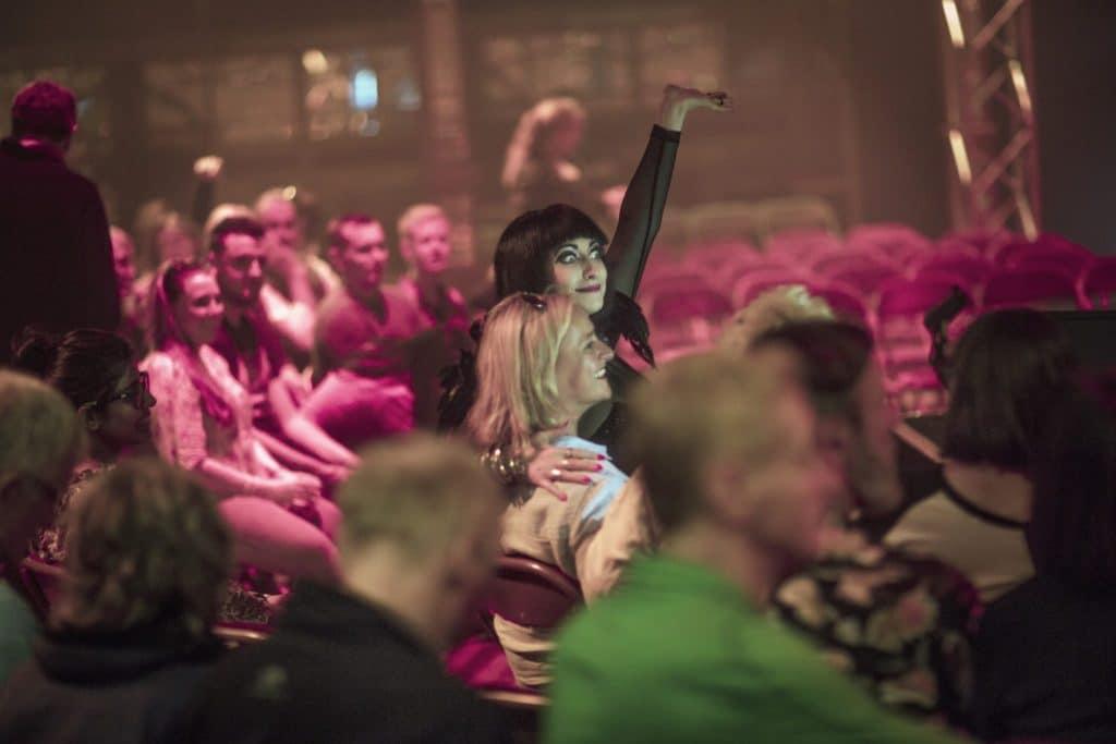 Little Death Club, Edinburgh Fringe - Photo: Rod Penn
