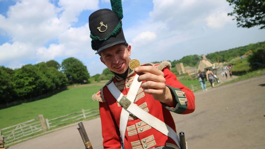 Meet the Durham 68th Regiment at Beamish's Georgian Fair