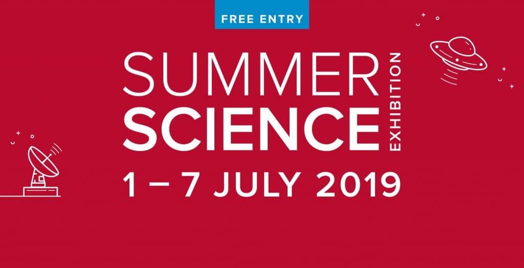 Royal Society Summer Exhibition 2019
