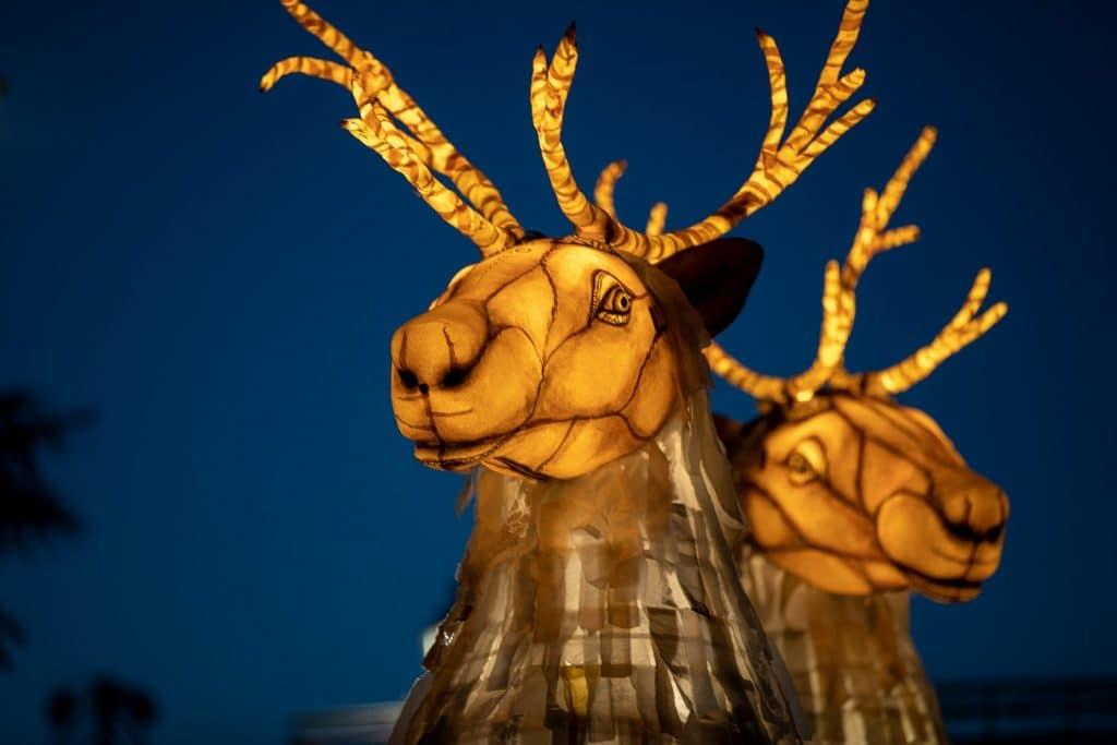 Ghost Caribou (Thingumajig Theatre) - CREDIT Ian Hodgson