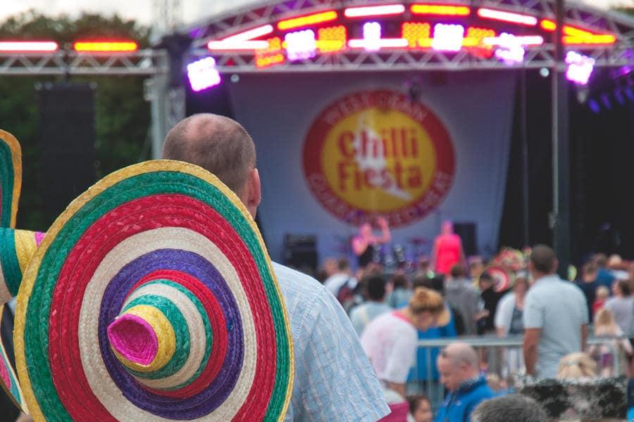 West Dean Chilli Fiesta