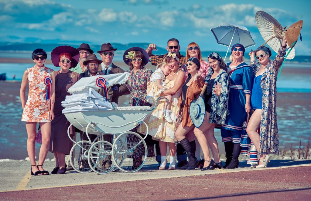 Vintage by the Sea, Morecambe