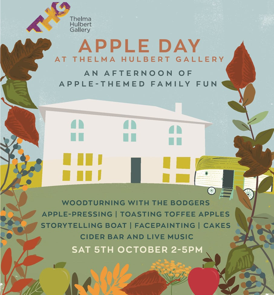 Apple Day 2019 - Thelma Hulbert Gallery, Devon