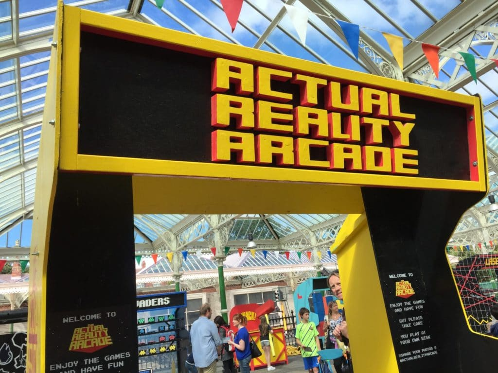 Actual Reality Arcade