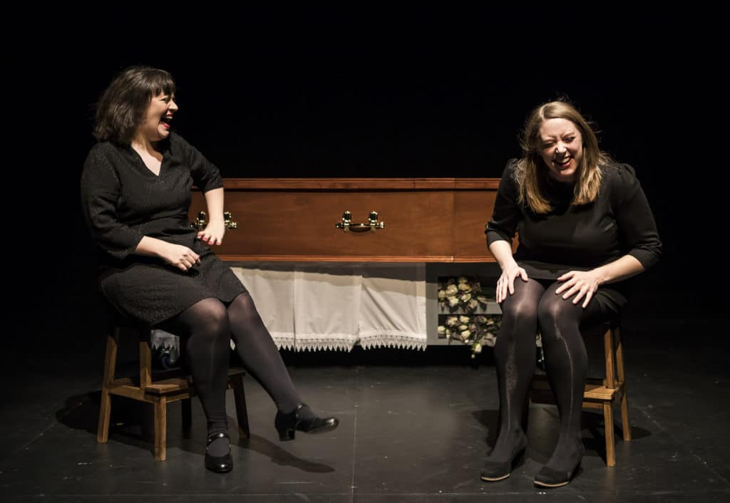 The Death Show 2018 (Photo: Pamela Raith)