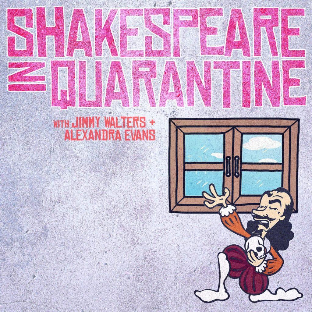 Shakespeare in Quarantine, virtual book club podcast