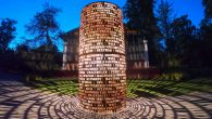 Valley Gardens sculpture in Harrogate