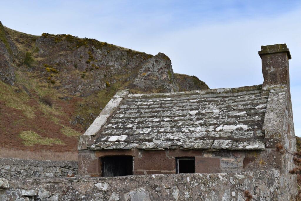 Watch Hut at St Cyrus