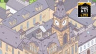 Virtual Comics Clock Tower