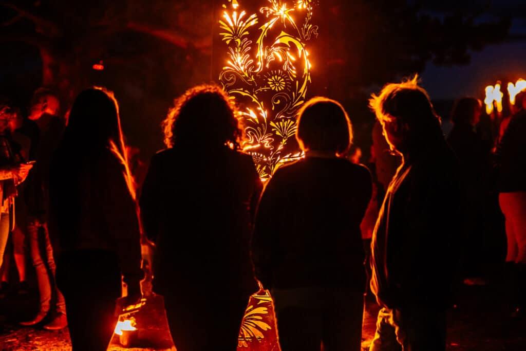 Greenwich+Docklands International Festival 2020 - Fire Garden