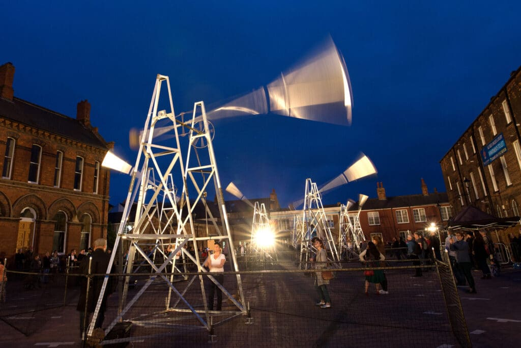 Greenwich+Docklands International Festival 2020 - Ring Out