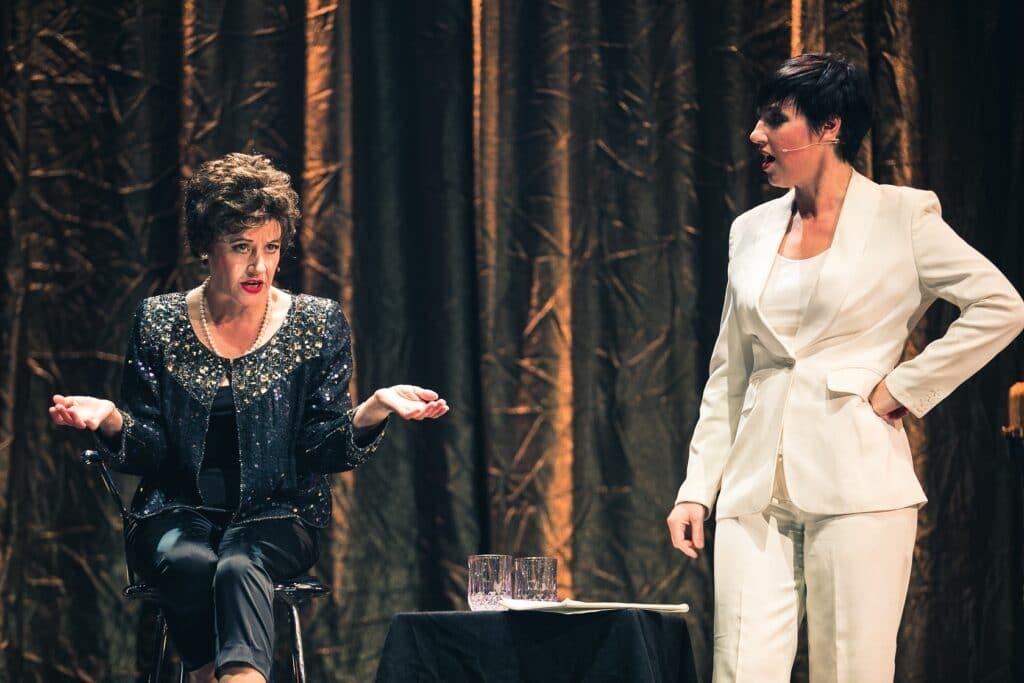 Judy and Liza - Liverpool Theatre Festival