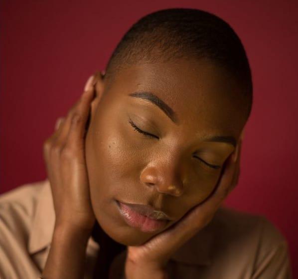 Bald Black Girl(s) logo (above image), courtesy of Ruth Sutoyé