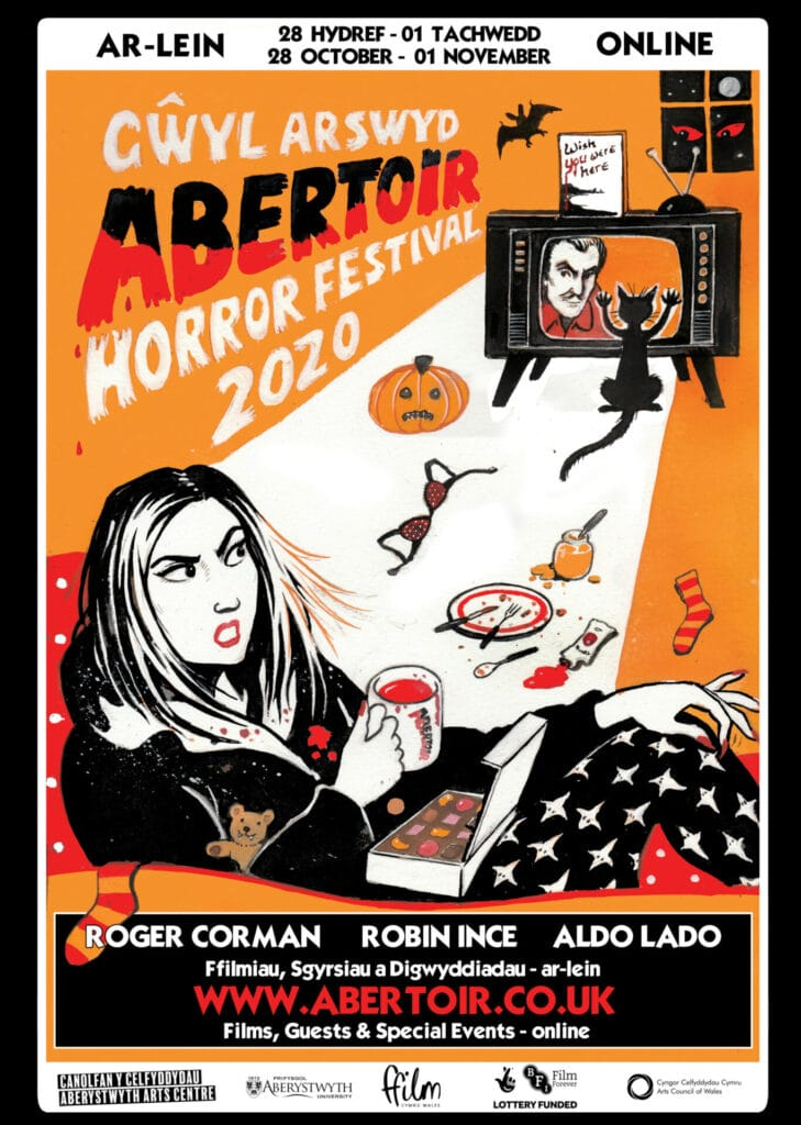 Abertoir 2020, Horror Film Festival Online