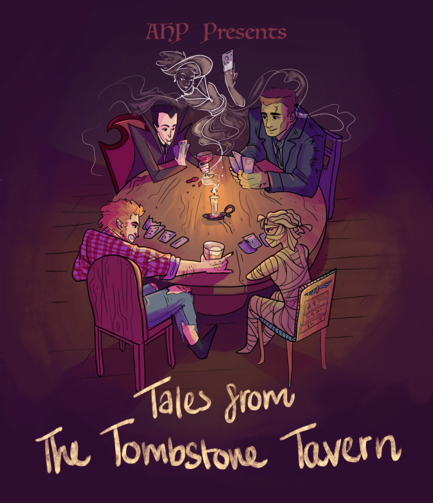 Tales from the Tombstone Tavern, Halloween