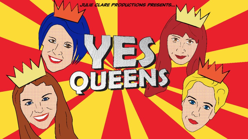 Yes Queens Battersea Arts Centre