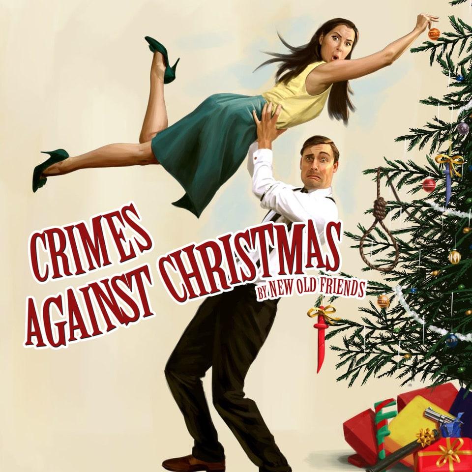 Crimes Against Christmas, audio Advent calendar