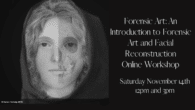 Forensic Art Online Workshop