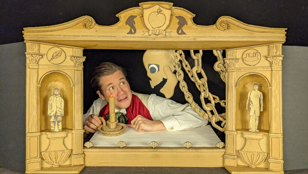 Ian Nicholson, Polka Theatre's A Christmas Carol