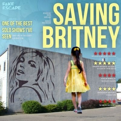 Saving Britney at the Old Red Lion pub theatre