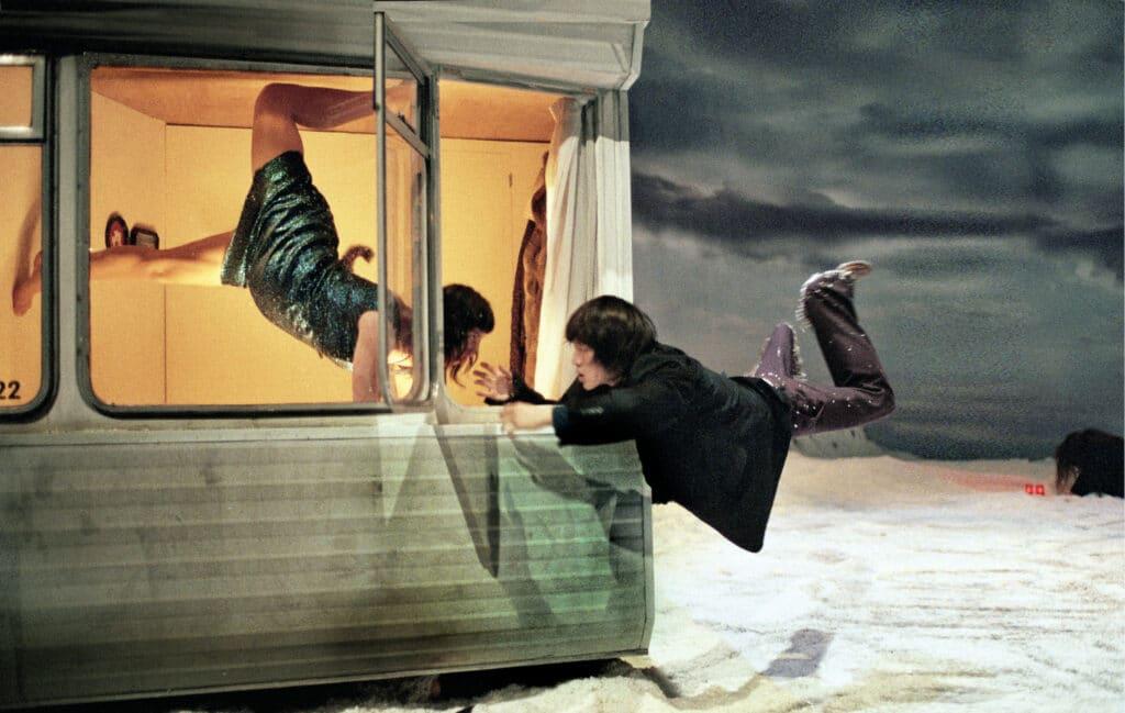 Peeping Tom, photo Herman Sorgeloos at London Mime Festival