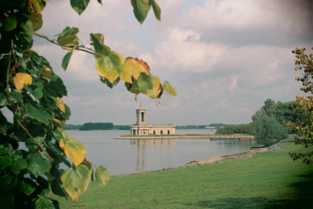 Normanton Church by Karen Cann