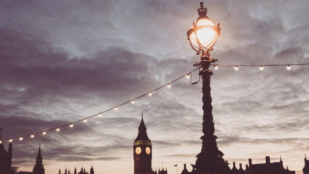 London by William Santos/unsplash