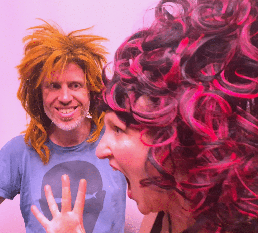 Tract + Touch's Wig Show