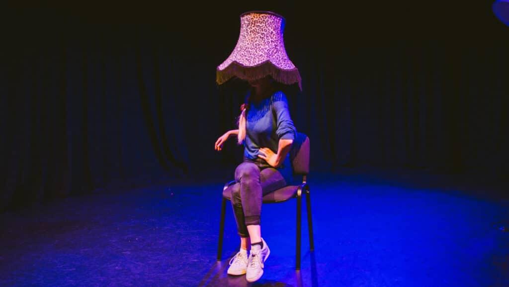 Sexy Lamp, Katie Arnstein, courtesy of Jason Drake
