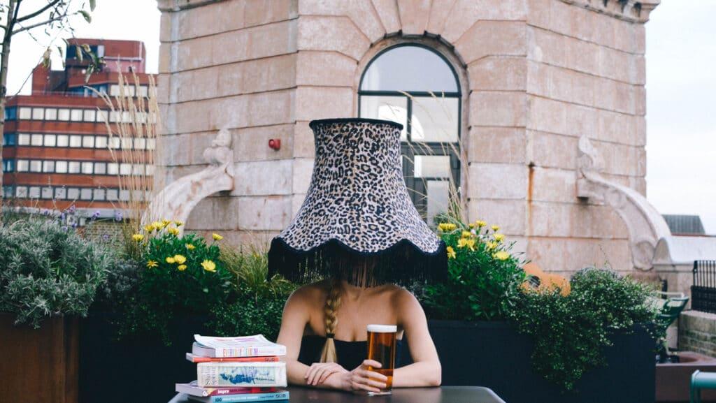 Sexy Lamp, Katie Arnstein, courtesy of Simon Jefferis