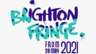 2021 Brighton Fringe logo