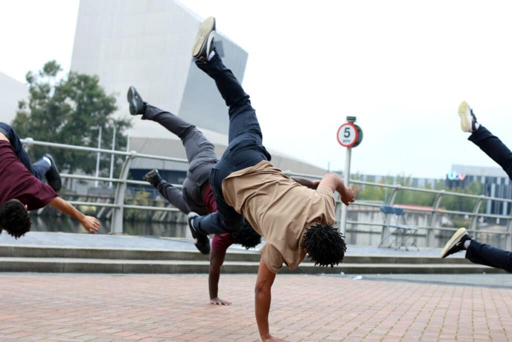 Born To Protest - BounceBack Dance Festival