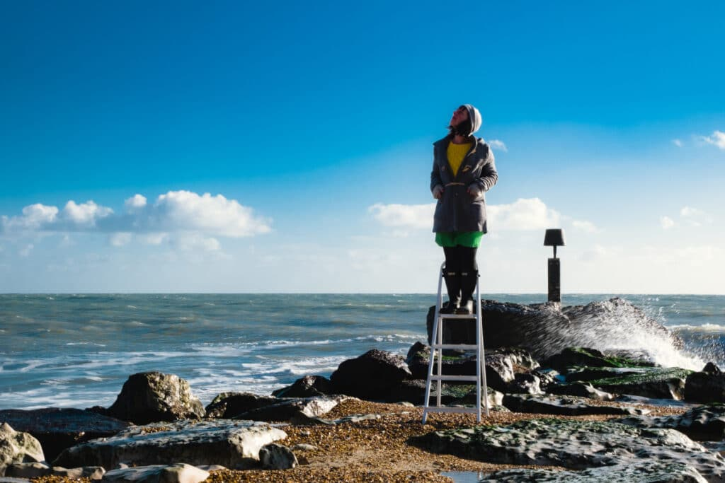 IF MK 2021, Gobbledegook's Cloudscapes, Lorna Rees, photo Brendan Buesnel