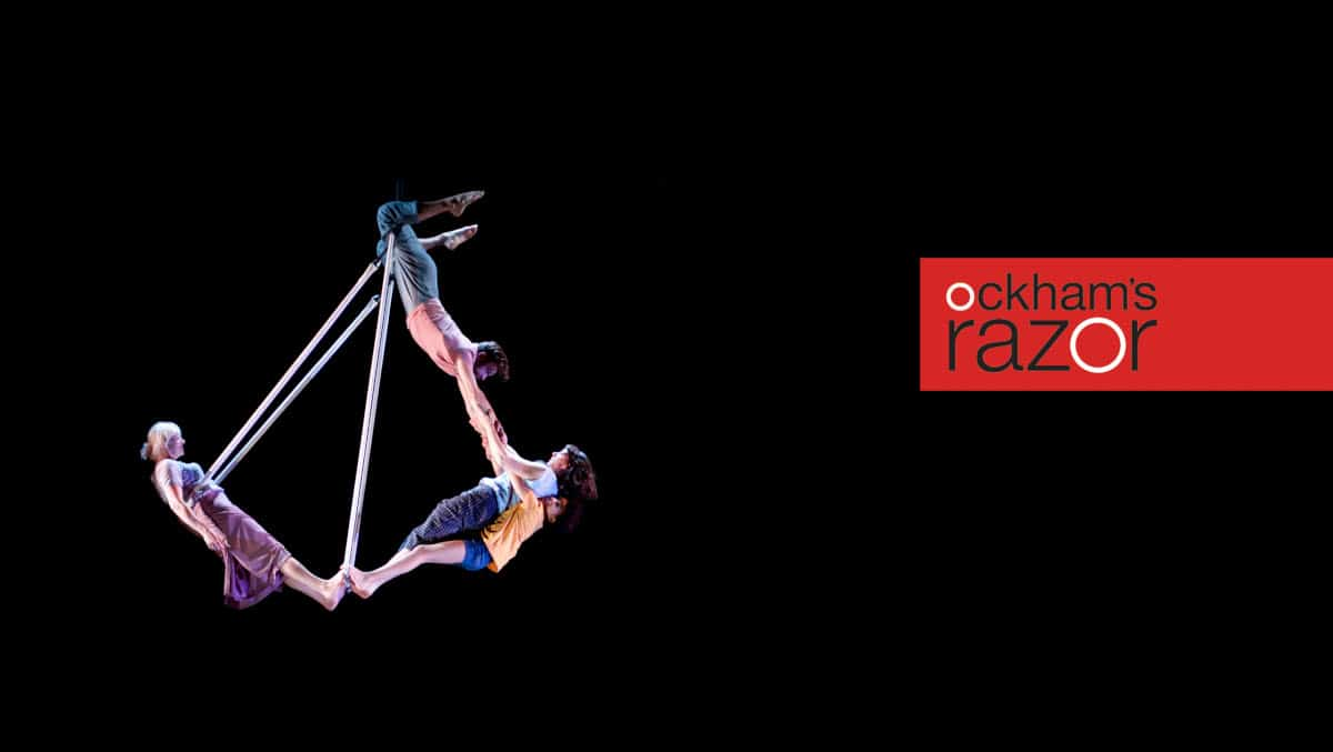It's time for innovative acrobatics with This Time