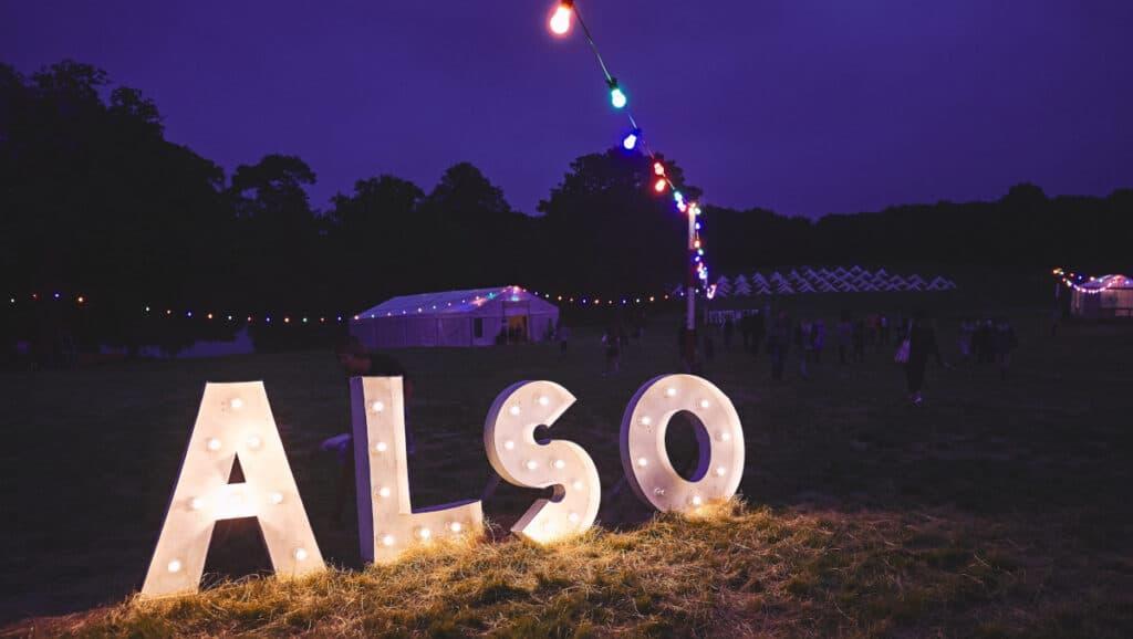 Also Festival 2021 in Warwickshire