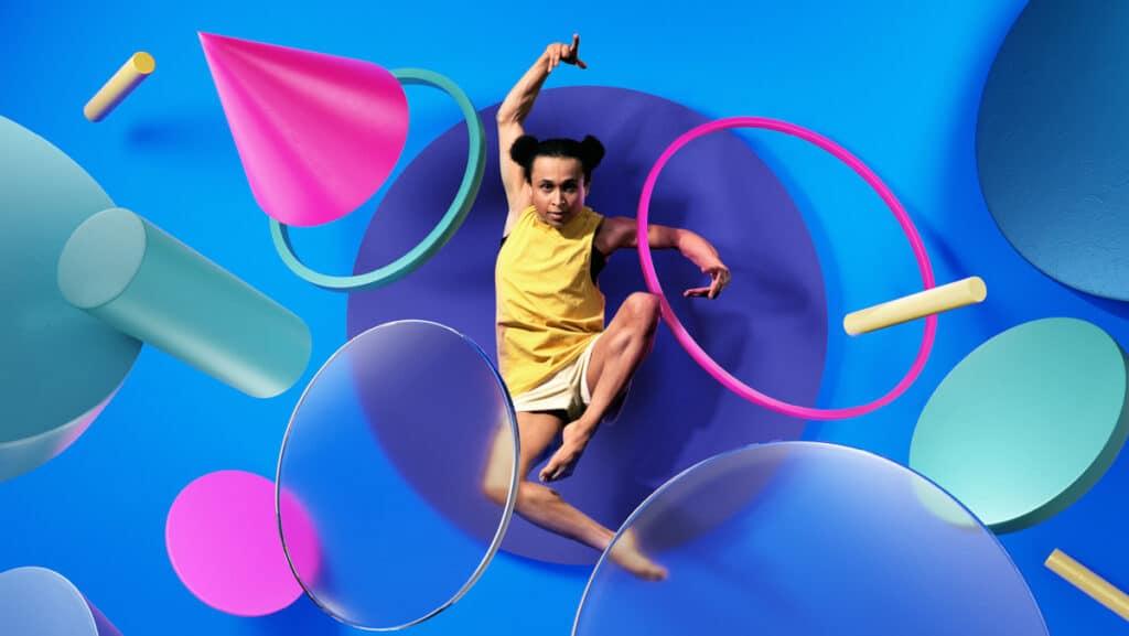 The Global Playground by Chris Nash and Ethan Davis, photo credit Chris Nash (image of Jahmarley Bachelor)