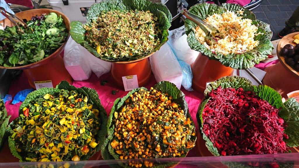 Mel tropical kitchen at the craft market