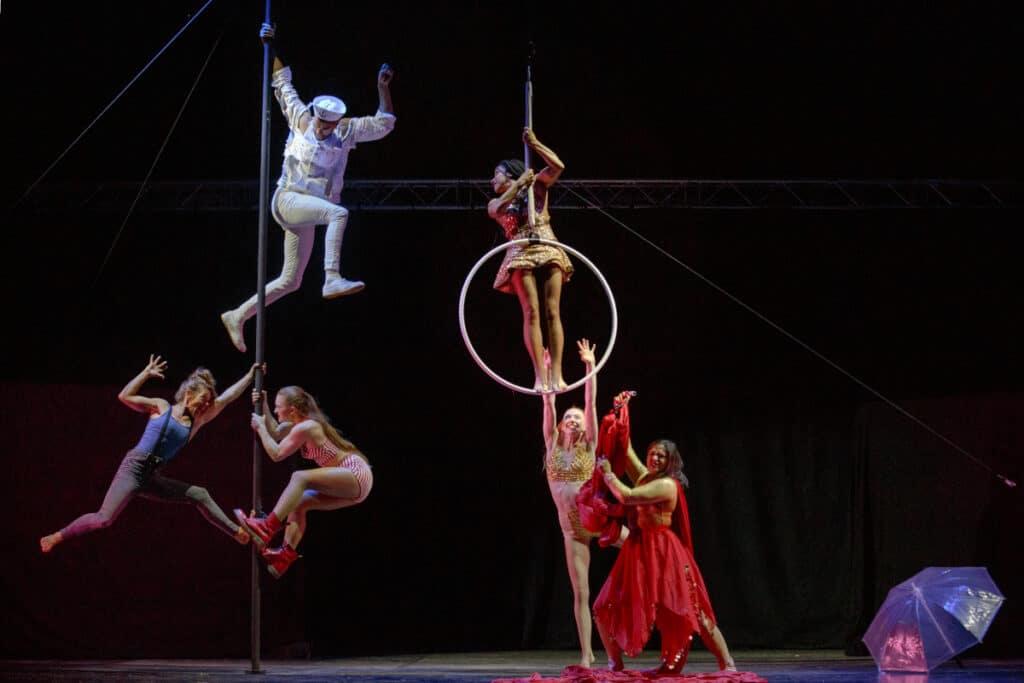'Luminosa' Lost in Translation Circus