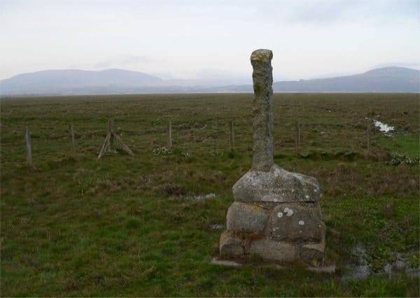 Martyr's Stake in Wigtown