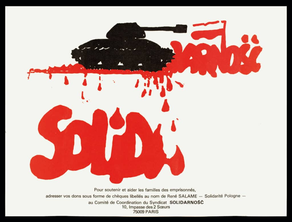 CIS:E.166-1991 Solidarity-Posters-©VA