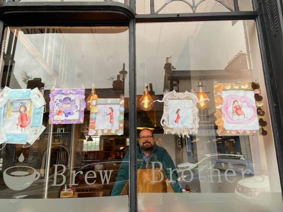 LICAF 2021 art trail, Brew Brothers